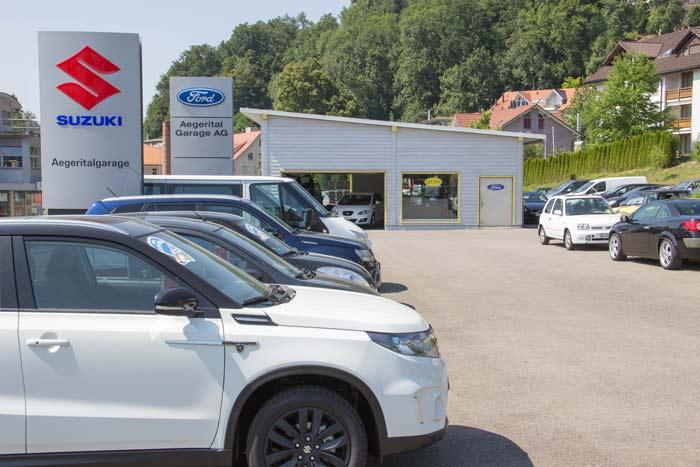 Unsere Produktpalette mit Suzuki & Ford Fahrzeugen